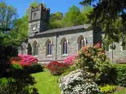 Rydal church