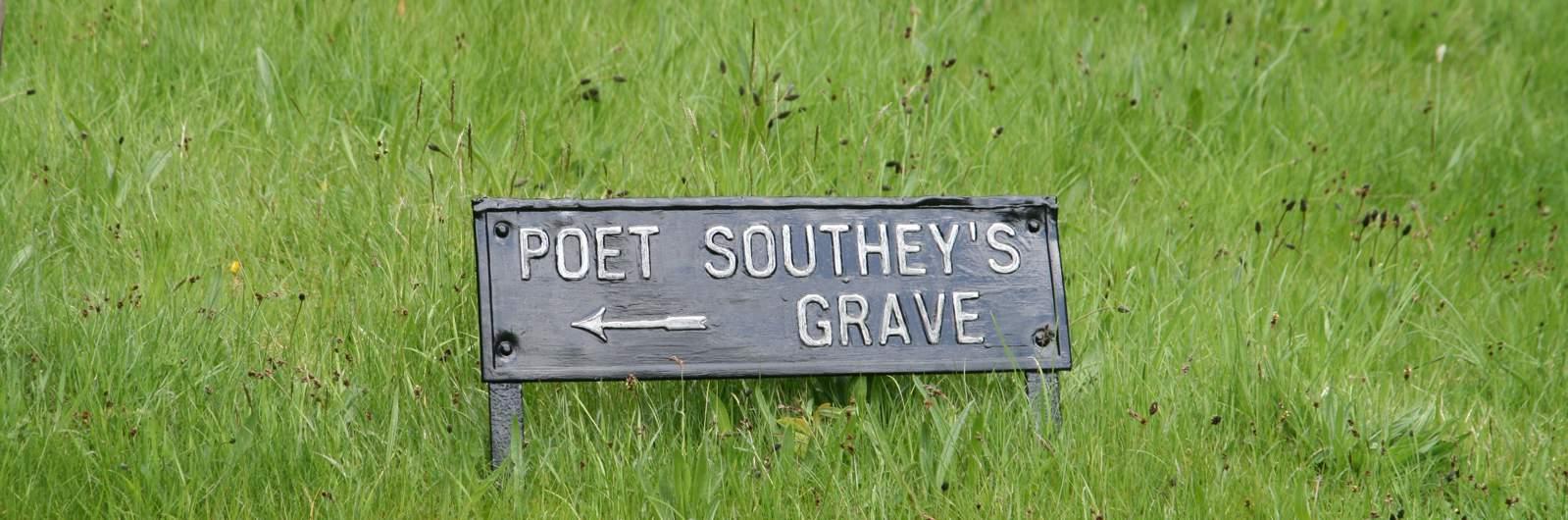 Southey's Grave
